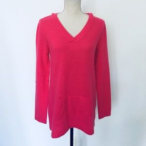 Lilly Pulitzer 100% cashmere pullover